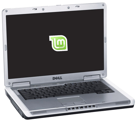 "Dell Inspiron 6400 15.4"" (2GHz Core 2 Duo, 2GB, 320GB HDD) Linux Mint"
