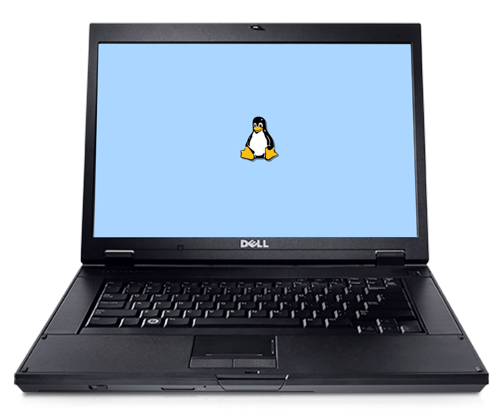 "Dell Latitude E5500 15.4"" (2.4GHz Core 2 Duo, 4GB, 320GB HDD) Linux"