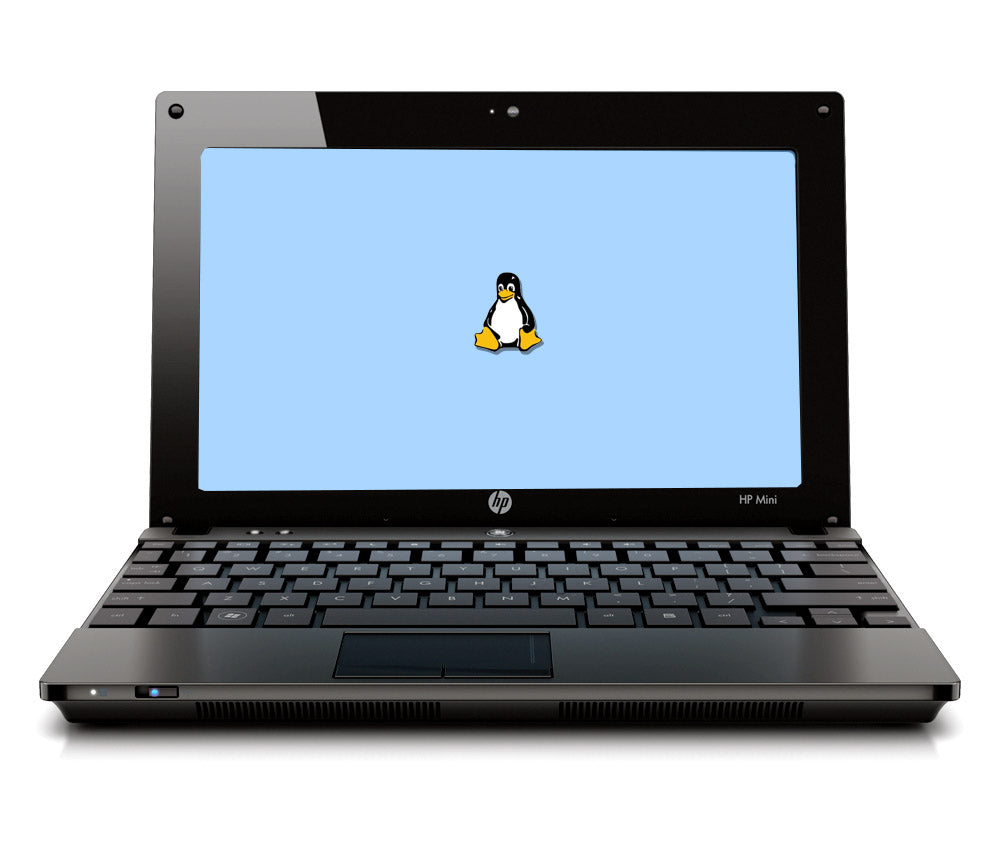 "HP Mini 5102 10.1"" (1.66GHz Atom, 4GB, 320GB HDD) Linux"