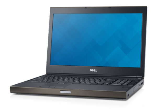 "Dell Precision M4800 15.6"" (2.70GHz Intel I7, 8GB, 256GB SSD) Linux"