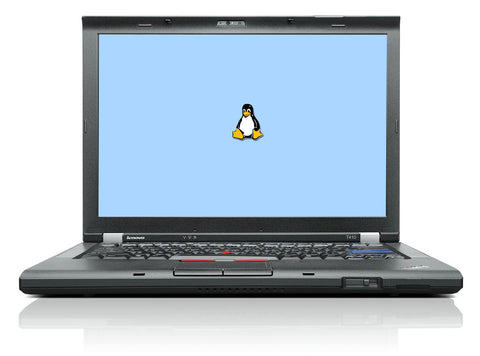 "Lenovo ThinkPad T410 14"" (2.5GHz I5, 8GB, 240GB SSD) Linux"