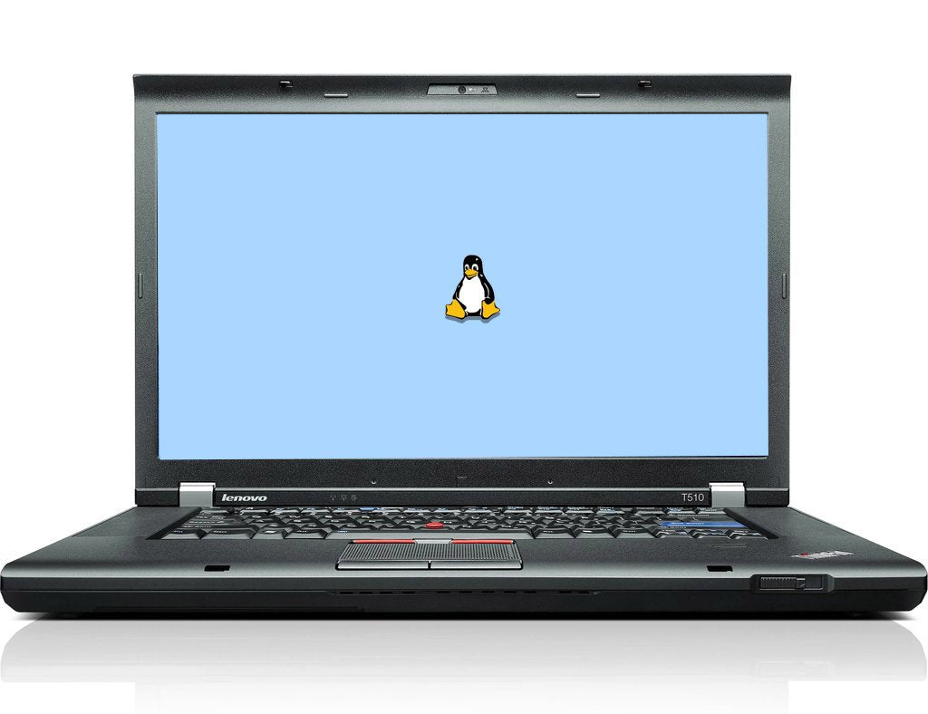 "Lenovo ThinkPad T510 15.6"" (2.67GHz i5, 8GB, 500GB HDD) Linux"