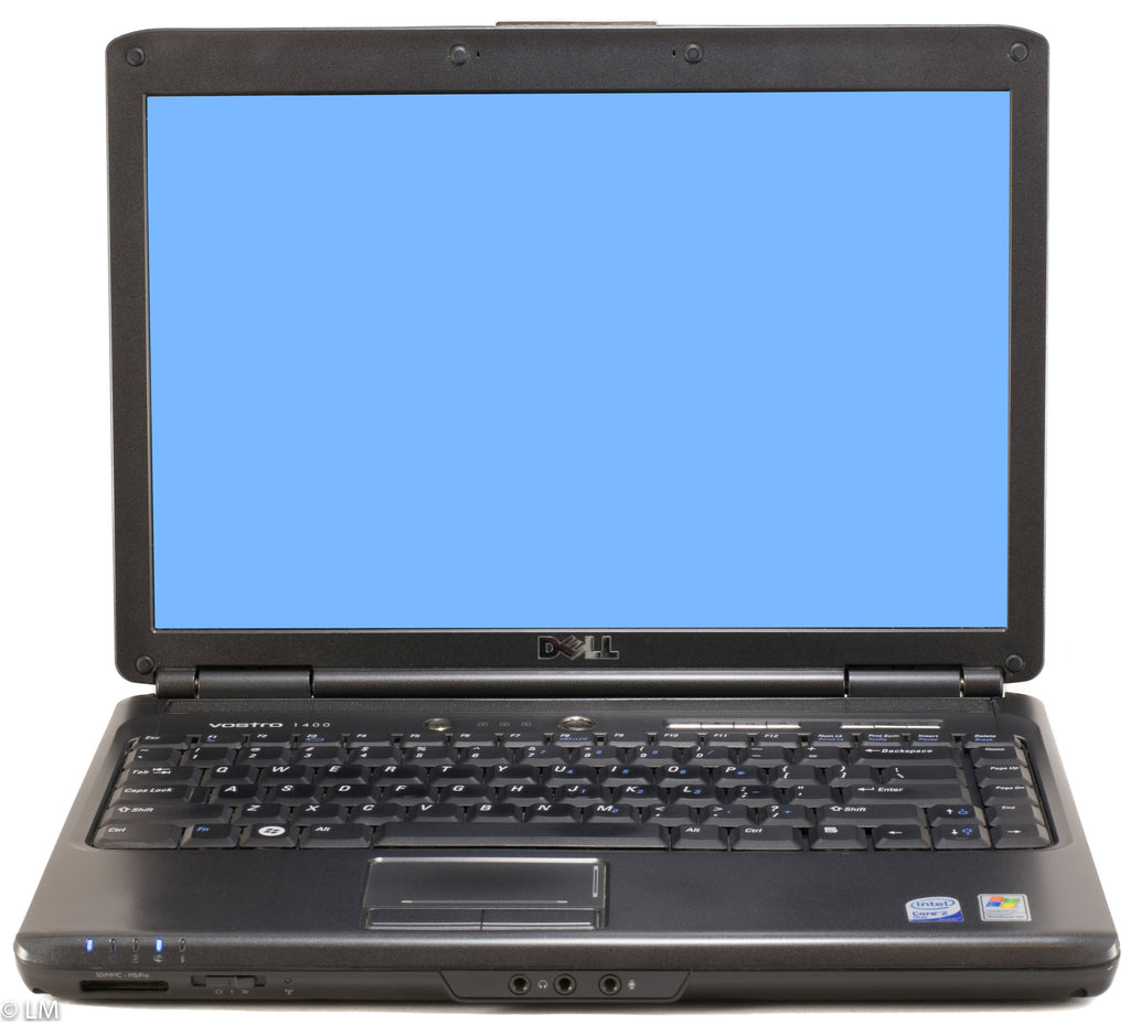 "Dell Vostro 1400 14.1"" (2.00GHz Core 2 Duo, 2GB Ram, 80GB HDD) Windows 7"