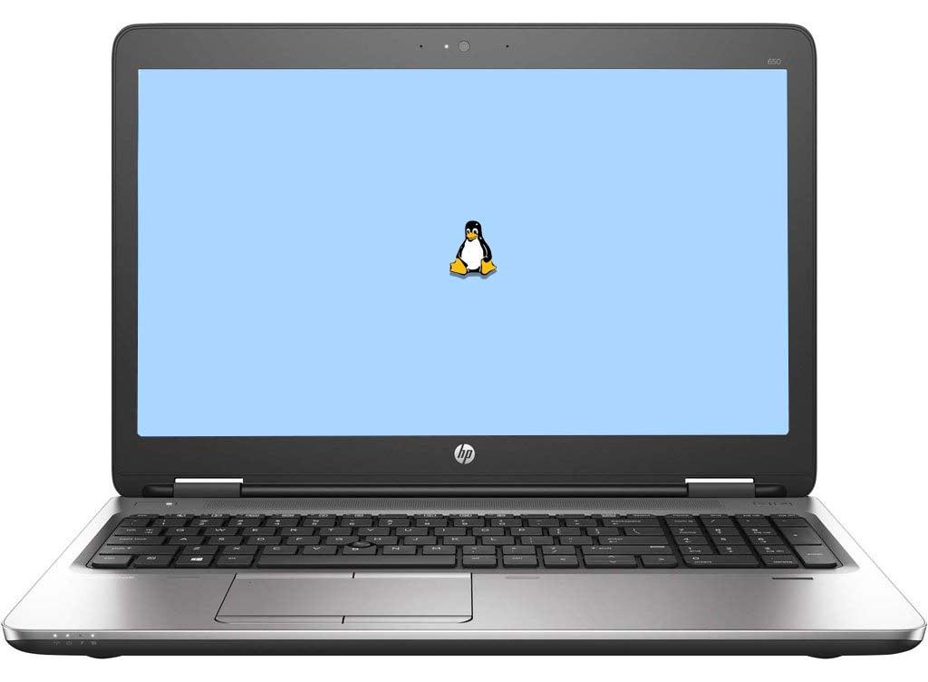 "HP ProBook 650 G1 15.6"" (2.6GHz i5, 8GB, 500GB HDD) Linux"