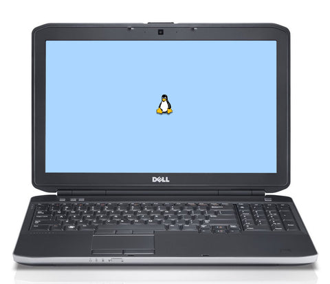 "Dell Latitude E5530 15.6"" (2.40GHz i3, 8GB, 320GB HDD) Linux"