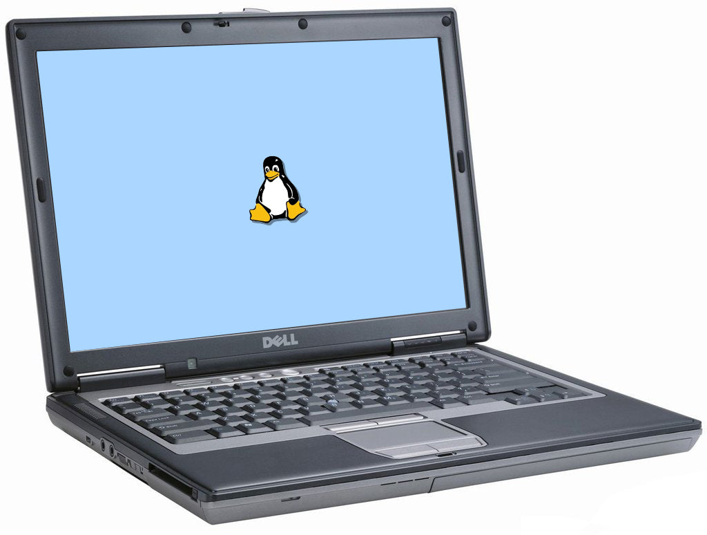 "Dell Latitude D630 14.1"" (2GHz Core 2 Duo, 4GB, 320GB HDD) Linux"