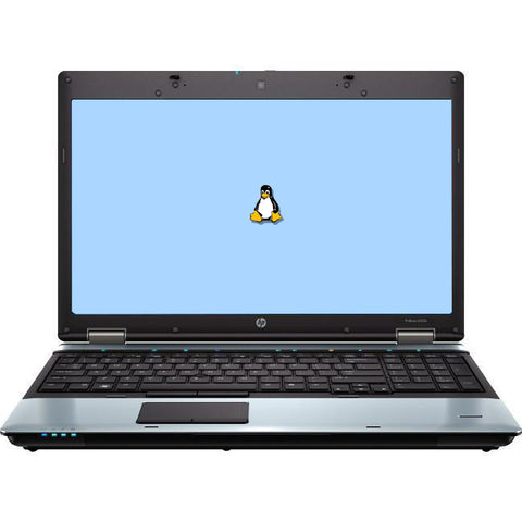 "HP ProBook 6550B 15.6"" (2.53GHz i5, 4GB, 500GB HDD) Linux"
