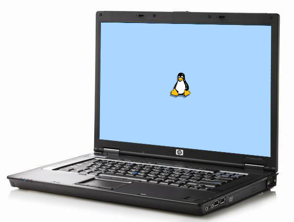"HP Compaq NC8430 15.4"" (2.16GHz Core 2 Duo, 4GB, 250GB HDD) Linux"