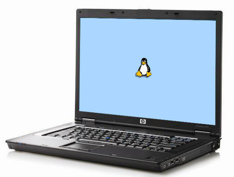"HP Compaq NC8430 15.4"" (2.16GHz Core 2 Duo, 4GB, 320GB HDD) Linux"