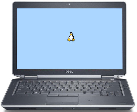 "Dell Latitude E6430 14"" (2.60GHz i5, 8GB, 120GB SSD) Linux"