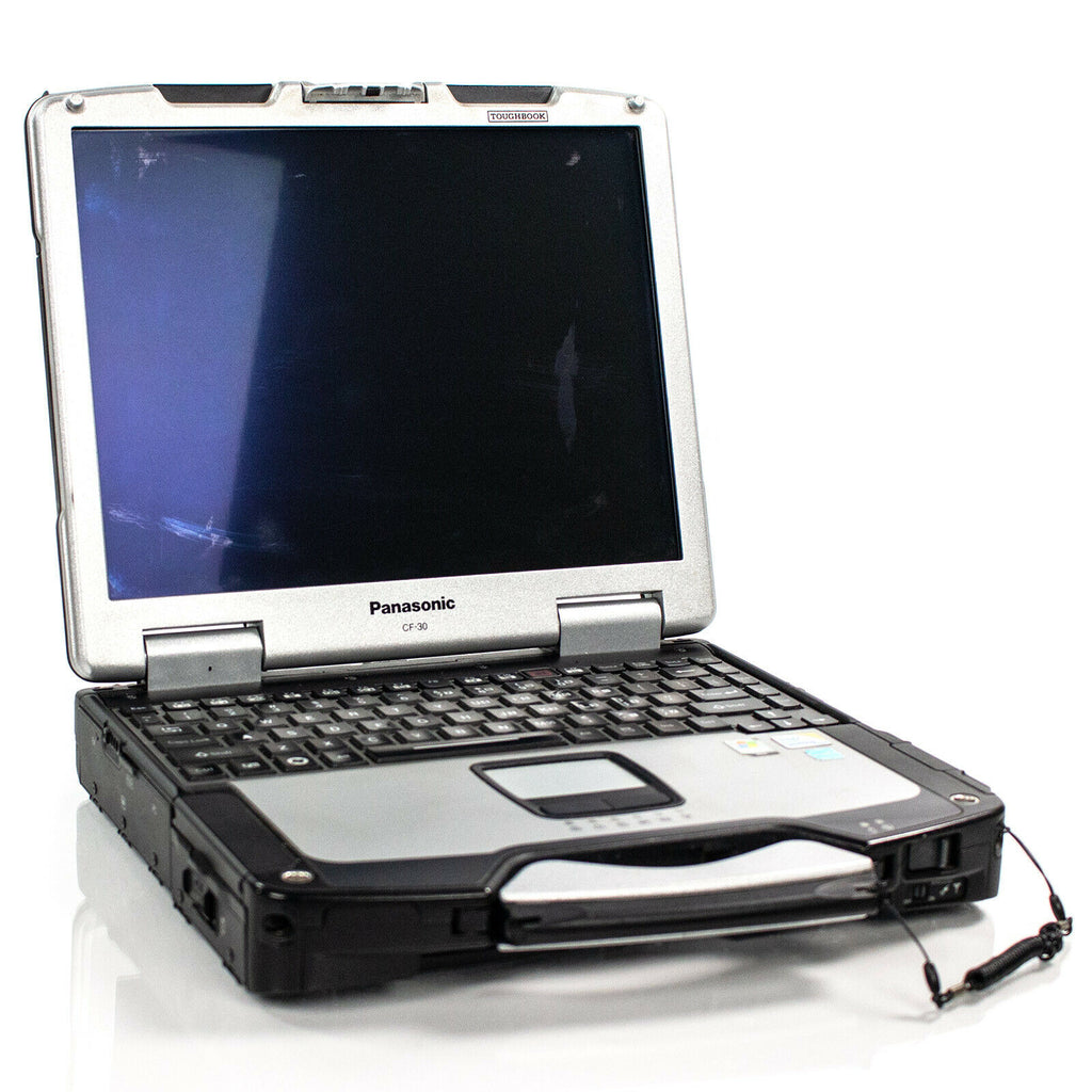 "Panasonic Toughbook CF-30 13.3"" (1.60GHz Intel Core 2 Duo, 4GB, 320GB HDD) Linux"