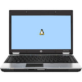 "HP Elitebook 8440P 14"" (2.40GHz Intel I5, 4GB, 320GB HDD) Linux"