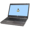 "HP ProBook 6570B 15.6"" (2.6GHz i5, 4GB, 500GB HDD) Linux"