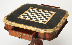 Fossil Stone Game Table by Butler Specialty Company 0506070