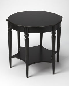 Bainbridge Black Licorice Accent Table by Butler Specialty Company 0557111