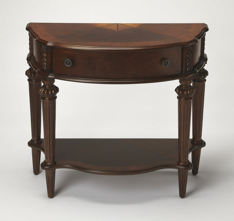 Halifax Plantation Cherry Console Table By Butler Specialty Company 0589024