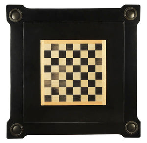 Vincent Black Licorice Multi-Game Card Table by Butler Specialty Company 0837111