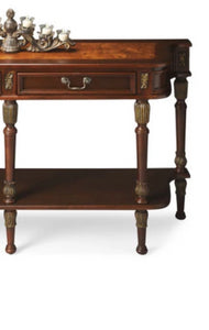 Butler Specialty Company Merrion Plantation Cherry Console Table