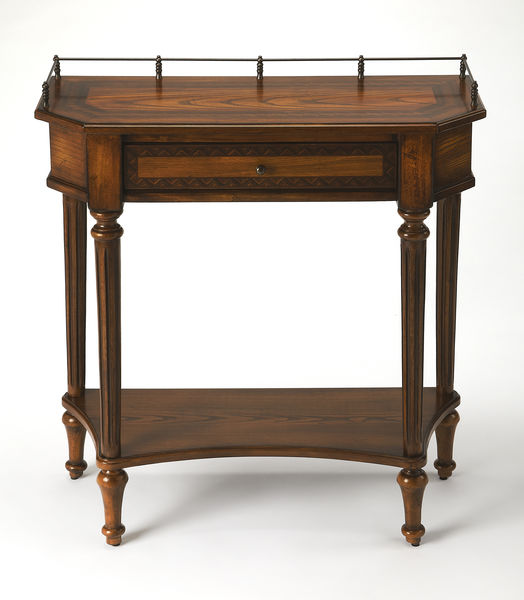 Butler Specialty Company Charleston Umber Console Table
