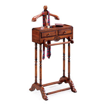 Petrov Plantation Cherry Clothes Valet Stand by Butler Specialty Company 0900024
