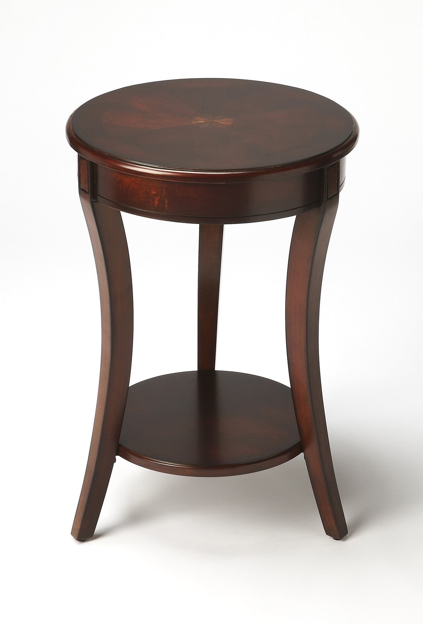 Holden Plantation Cherry Accent Table by Butler Specialty Company 0992024