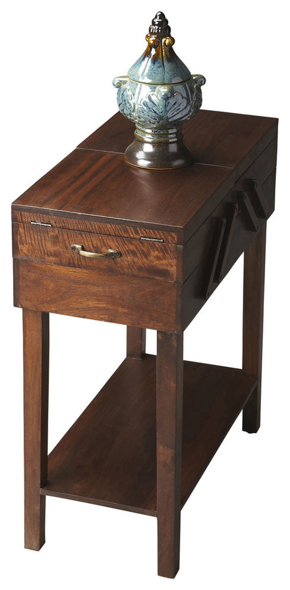 Solid Wood Storage Table by Butler Specialty Company 1159260