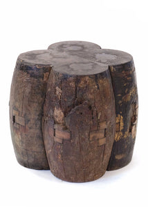 Axel Stool - The Rustic Furniture Store