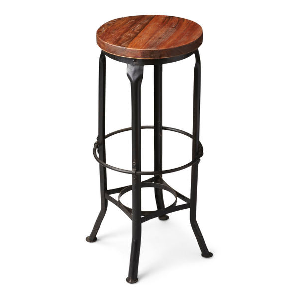 Butler Abbott Industrial Chic Bar Stool by Butler Specialty Company
