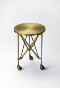 Costigan Antique Gold Accent Table by Butler Specialty Company