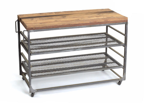 Easton Table - The Rustic Furniture Store