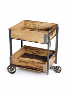 Merchant Wagon - The Rustic Furniture Store