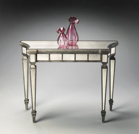 Garbo Mirrored Console Table by Butler Specialty Company 1251146