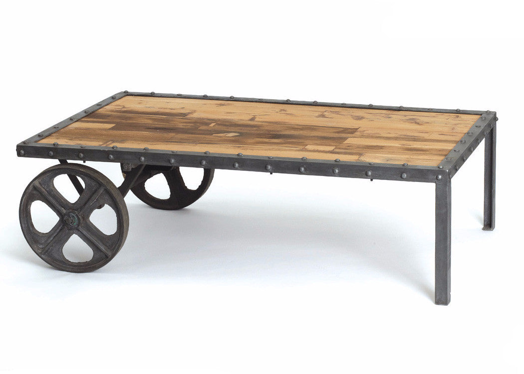 Transfer Cart - The Rustic Furniture Store