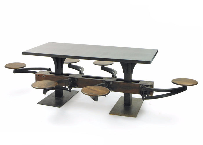 Lunchroom Table - The Rustic Furniture Store