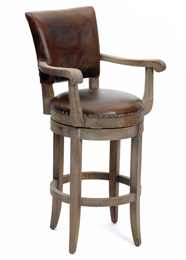 Pub Stool - The Rustic Furniture Store