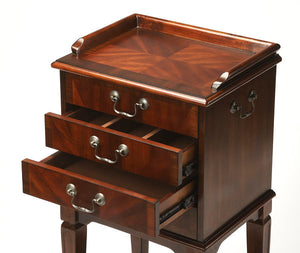 Hardwick Plantation Cherry Silver Chest by Butler Specialty Company 1334024