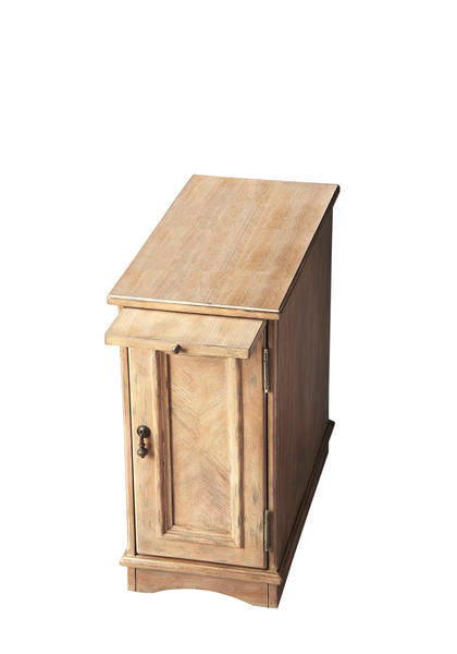 Butler Harling Driftwood Chairside Chest