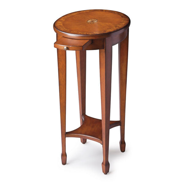 Arielle Olive Ash Burl Accent Table by Butler Specialty Company 1483101