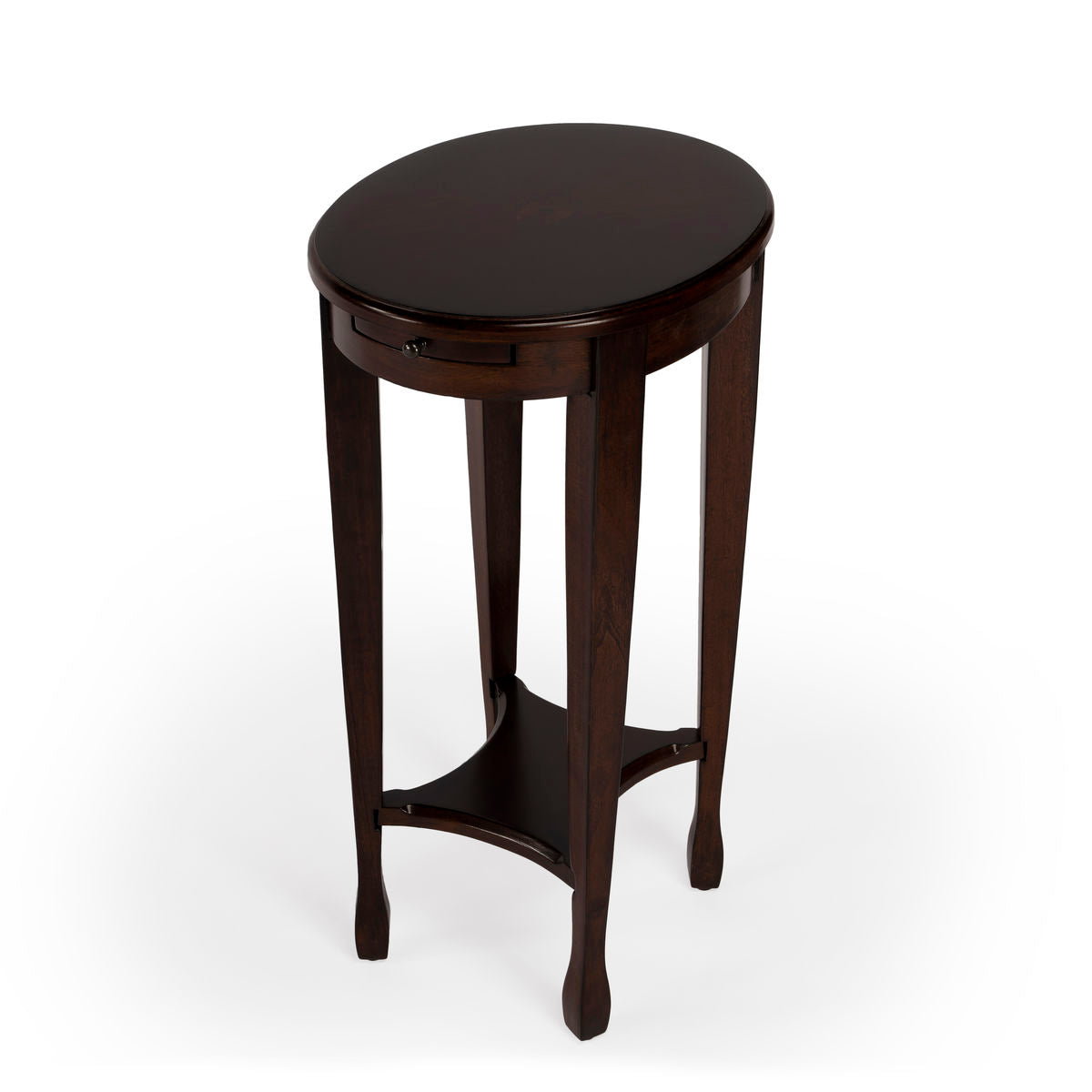 Arielle Chestnut Burl Accent Table by Butler Specialty Company 1483108
