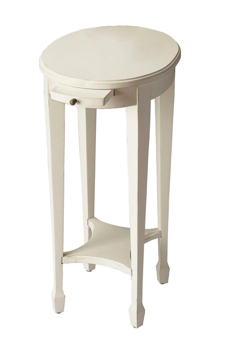 Arielle Cottage White Accent Table by Butler Specialty Company 1483222