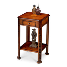 Butler Moyer Olive Ash Burl Accent Table