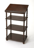 Alden Plantation Cherry Library Stand by Butler Specialty Company 1512024