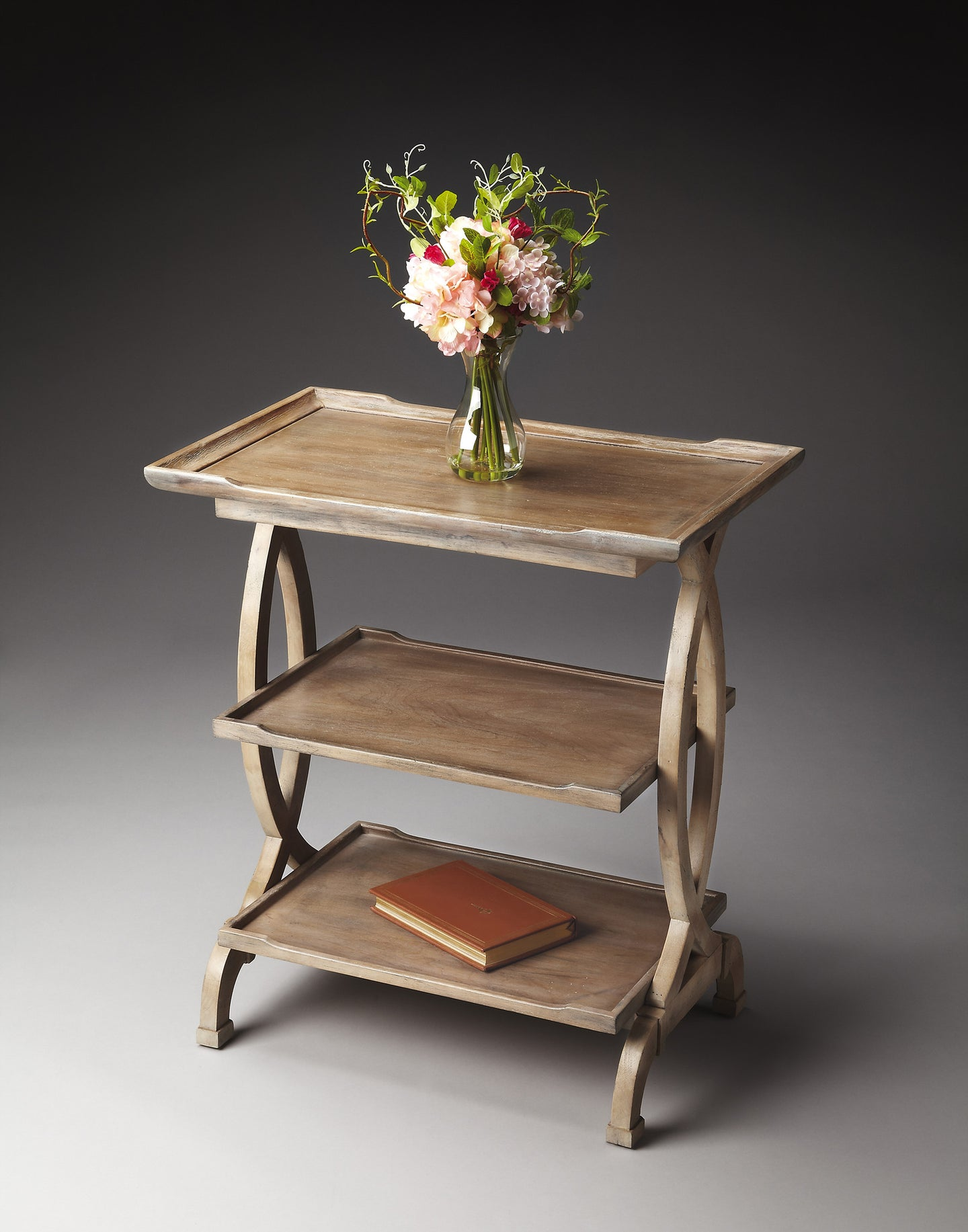 Kimiko Driftwood Side Table by Butler Specialty Company 1570247