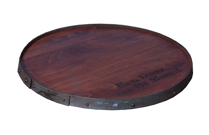 Raised Ring Lazy Susan