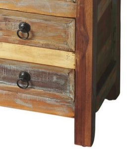 Butler Specialty Company Arya 3 Drawer Rustic Accent Chest