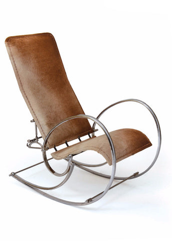 Cowboy Rocking Chair - The Rustic Furniture Store