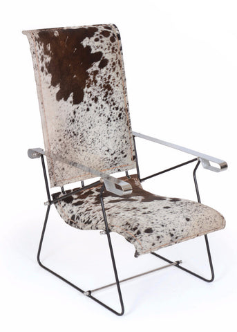 Cowboy Sling Chair - The Rustic Furniture Store