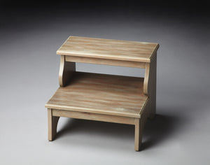 Melrose Driftwood Step Stool by Butler Specialty Company 1922247