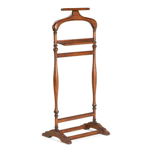 Judson Plantation Cherry Clothes Valet Stand by Butler Specialty Company 1926024