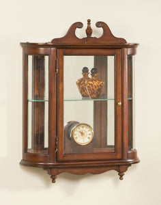 Melinda Plantation Cherry Wall Curio by Butler Specialty Company 1927024